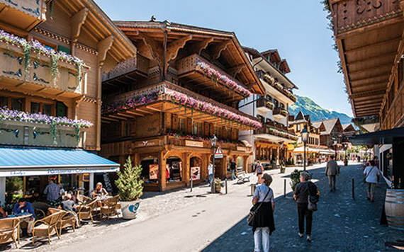 five star hotel in the Center of Gstaad  Le Grand Bellevue_41