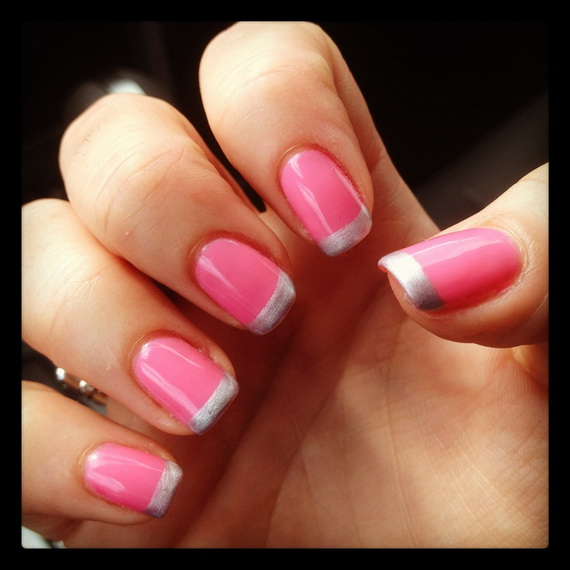 70 Lovely Valentine's Day Inspired Nail Art Ideas_03