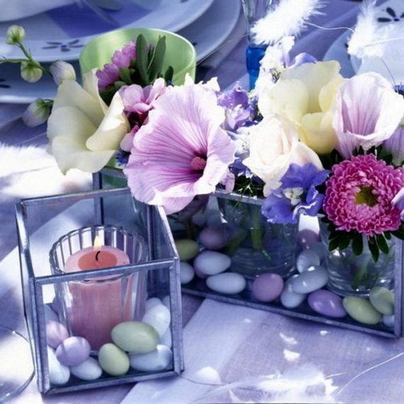 Amazing Romantic Table Centerpiece Decorating Ideas for Valentine's Day _01