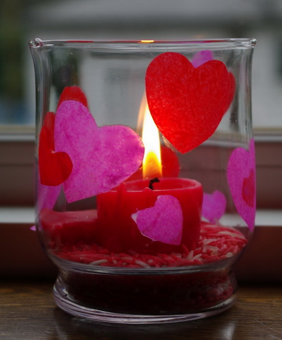 Amazing Romantic Table Centerpiece Decorating Ideas for Valentine's Day _05