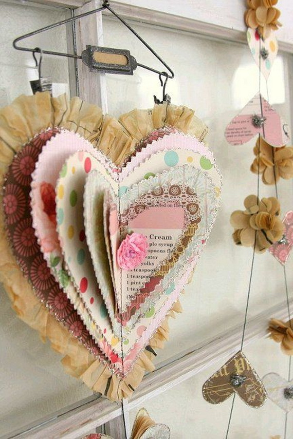 Cool Valentine's Day Wreath Ideas for 2014_05
