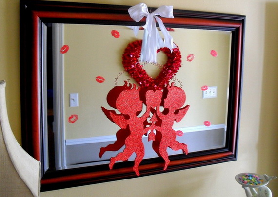 Cool Valentine's Day Wreath Ideas for 2014_20