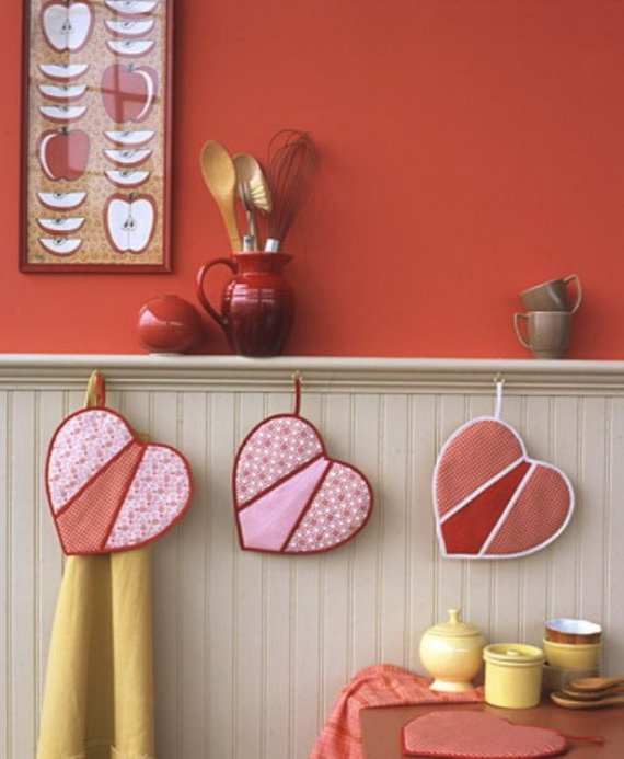 Cool Valentine's Day Wreath Ideas for 2014_46