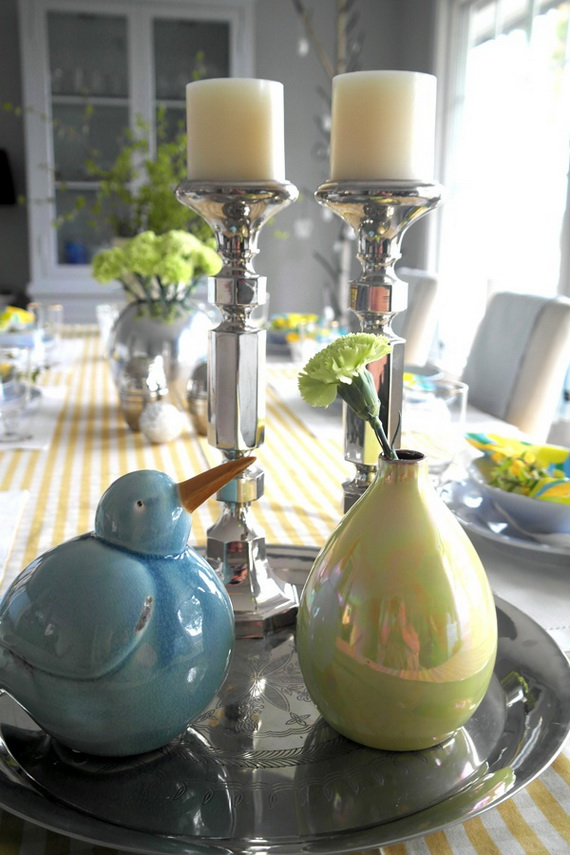 Creative Easter Centerpiece Ideas For Any Taste_04