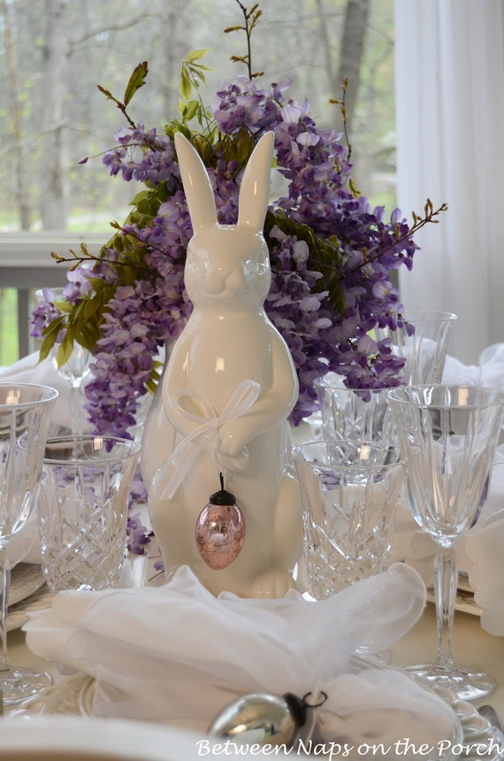 Creative Easter Centerpiece Ideas For Any Taste_14