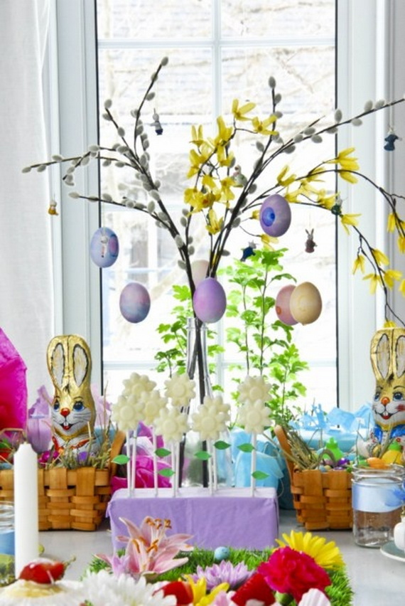 Creative Easter Centerpiece Ideas For Any Taste_21