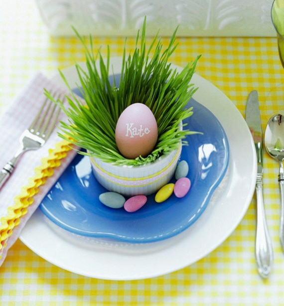 Creative Easter Centerpiece Ideas For Any Taste_24