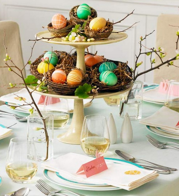 Creative Easter Centerpiece Ideas For Any Taste_25