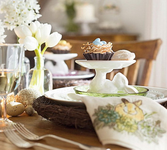 Creative Easter Centerpiece Ideas For Any Taste_26