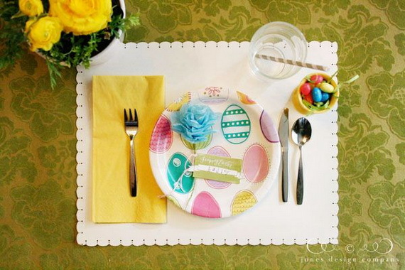 Creative Easter Centerpiece Ideas For Any Taste_35