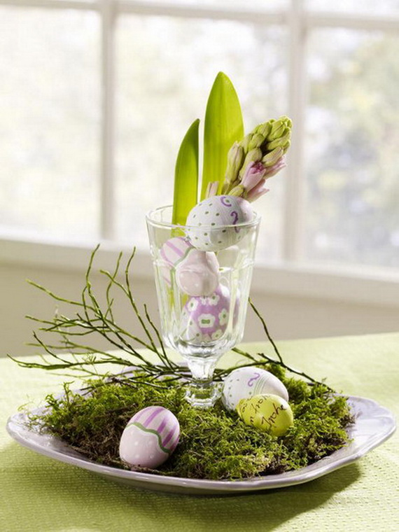 Creative Easter Centerpiece Ideas For Any Taste_38