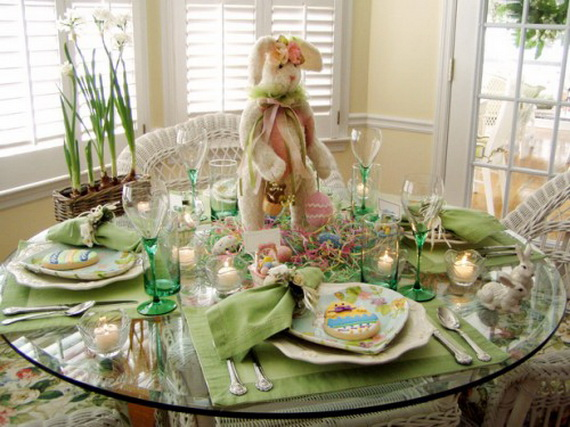 Creative Easter Centerpiece Ideas For Any Taste_46