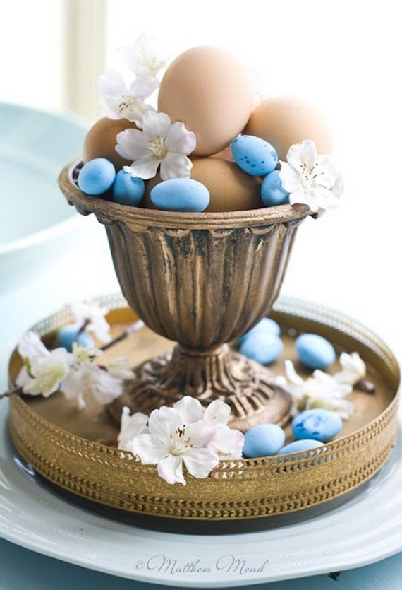 Creative Easter Centerpiece Ideas For Any Taste_47