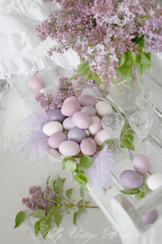 Creative Easter Centerpiece Ideas For Any Taste_50