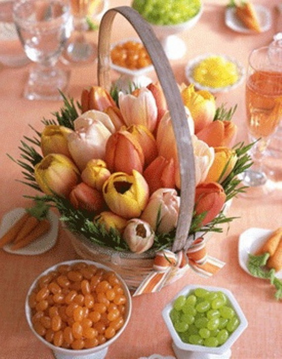Creative Easter Centerpiece Ideas For Any Taste_52