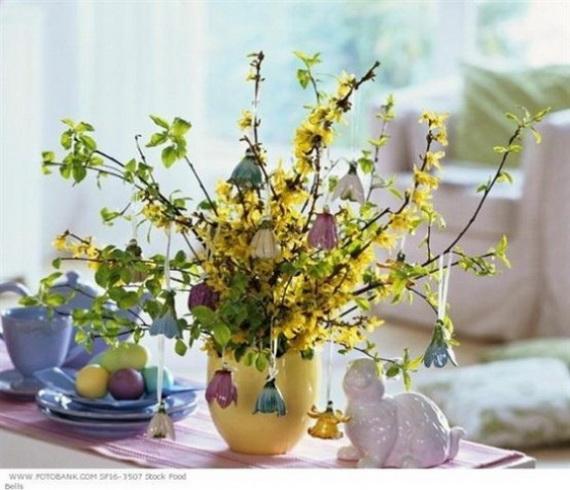 Creative Easter Centerpiece Ideas For Any Taste_56
