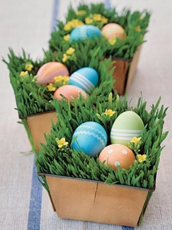 Creative Easter Centerpiece Ideas For Any Taste_57