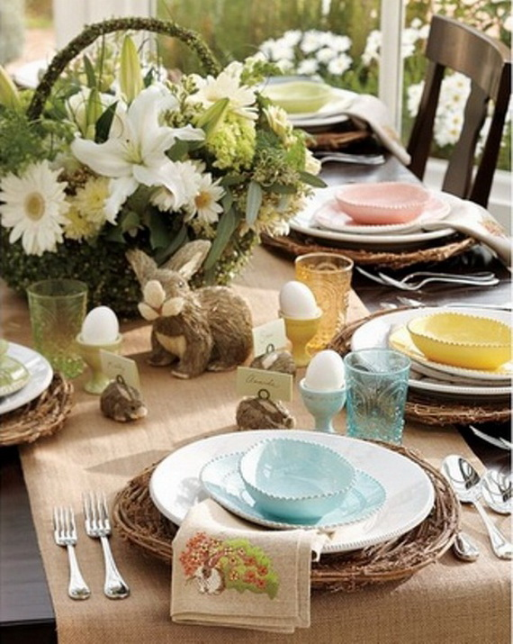 Creative Easter Centerpiece Ideas For Any Taste_58