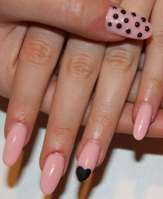 Creative Nail Art Designs for Valentine's Day 2014__07