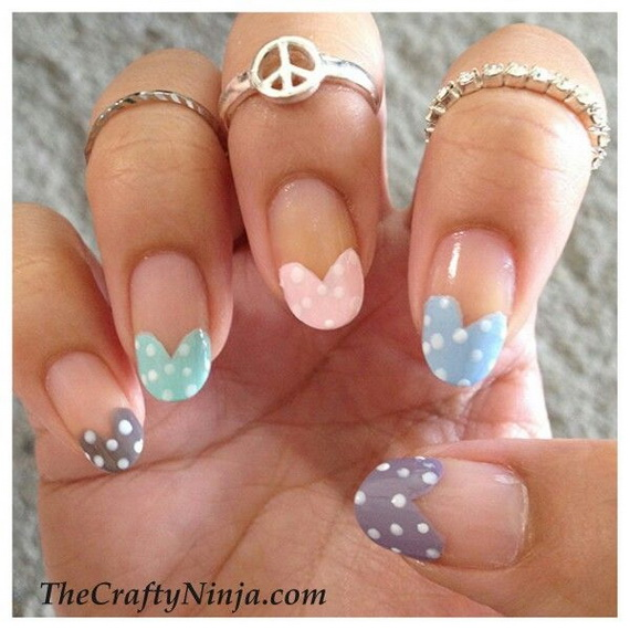 Creative Nail Art Designs for Valentine's Day 2014__21