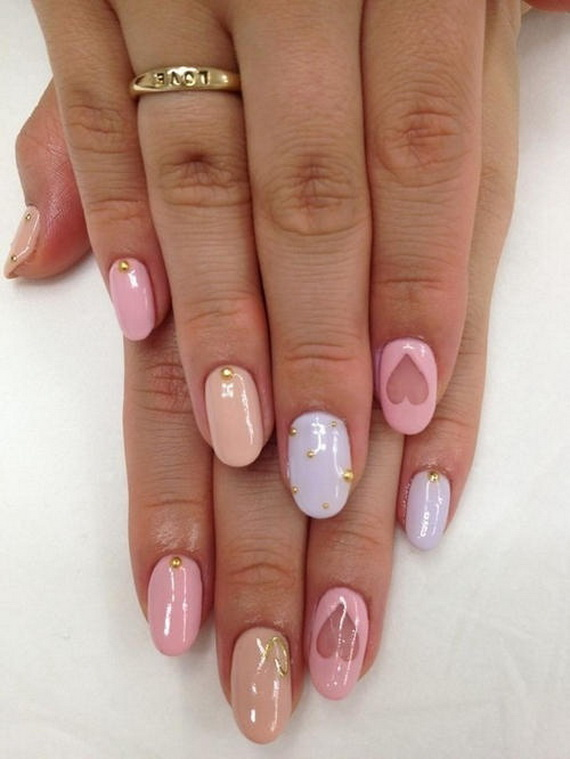 Creative Nail Art Designs for Valentine's Day 2014__27