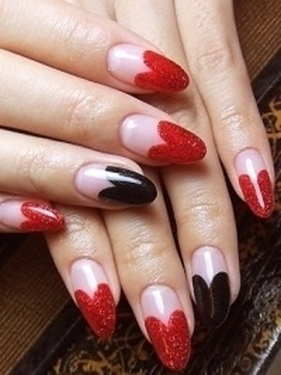 Creative Nail Art Designs for Valentine's Day 2014__63
