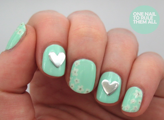 Creative Nail Art Designs for Valentine's Day 2014__64