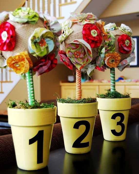 Creative Table Arrangements For A Welcoming Holiday _29