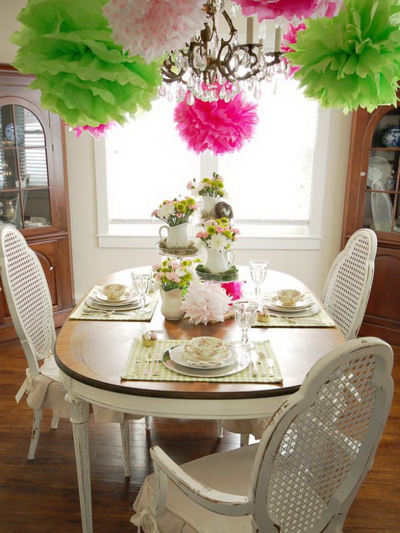 Creative Table Arrangements For A Welcoming Holiday _31