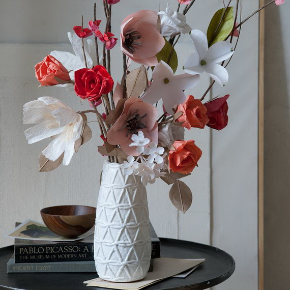 Creative Table Arrangements For A Welcoming Holiday _48