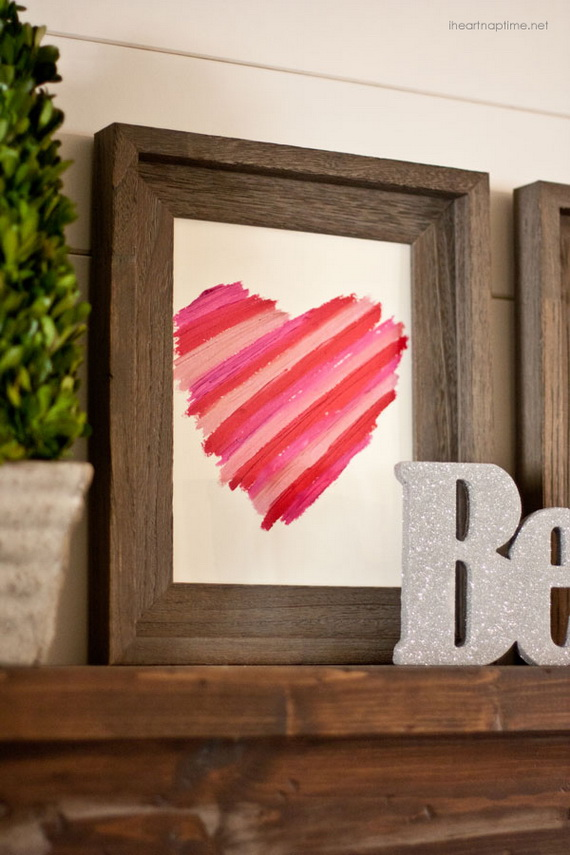 Cute and Easy DIY Valentine's Day Gift Ideas_23
