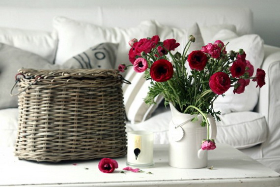 Flower Decoration Ideas For Valentine's Day_07