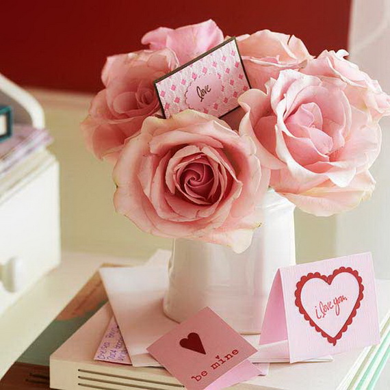 Flower Decoration Ideas For Valentine's Day_45
