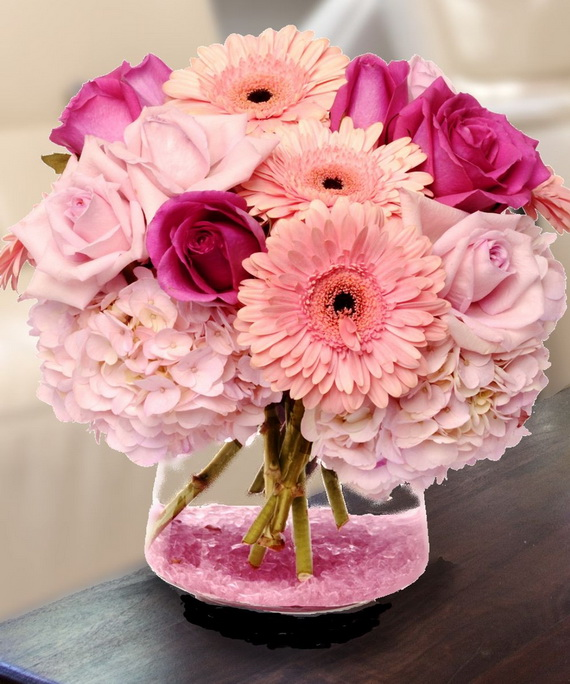 Flower Decoration Ideas For Valentine's Day_54