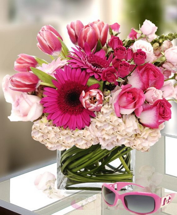 Flower Decoration Ideas For Valentine's Day_64