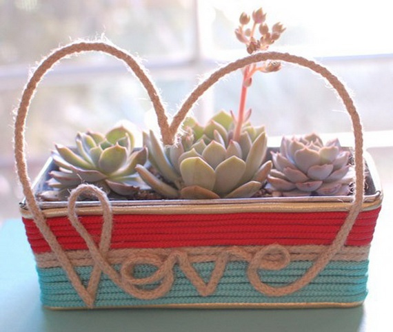 Handmade Valentine's Day Décor Ideas And Gifts_02