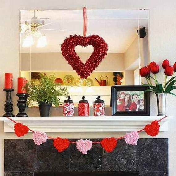 Handmade Valentine's Day Décor Ideas And Gifts_10