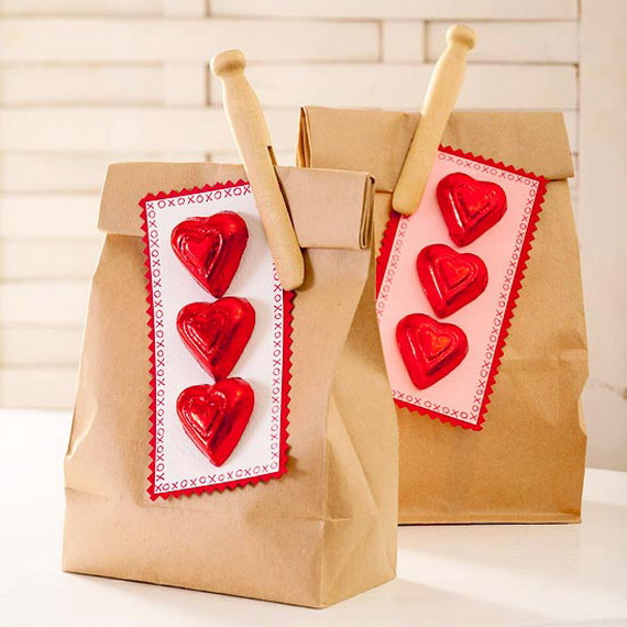Hearts decorations-Homemade gift ideas Valentine's Day _2 (2)
