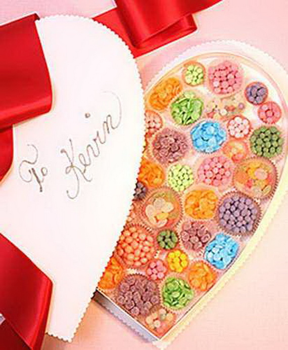 Hearts decorations-Homemade gift ideas Valentine's Day _33