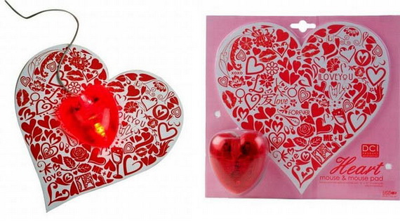 Hearts decorations-Homemade gift ideas Valentine's Day _36