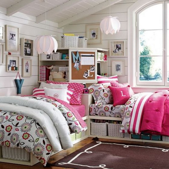 Pink Room Décor Ideas for Valentine's Day _08