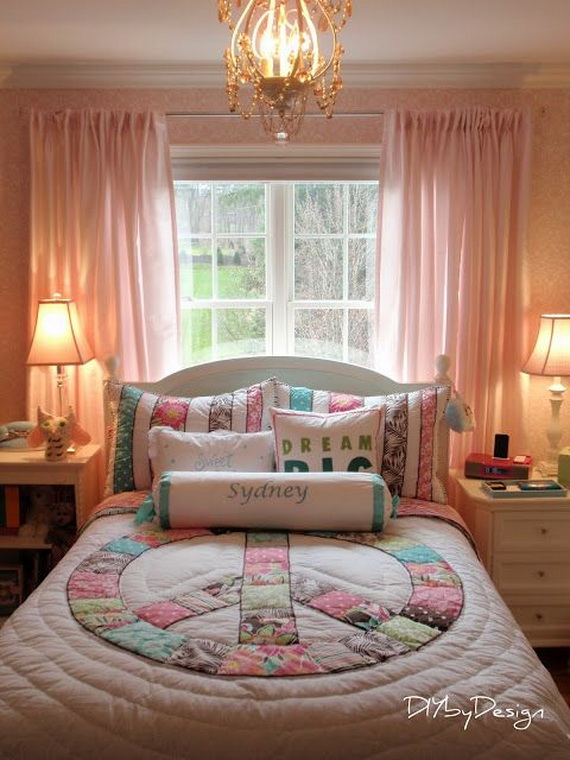 Pink Room Décor Ideas for Valentine's Day _11