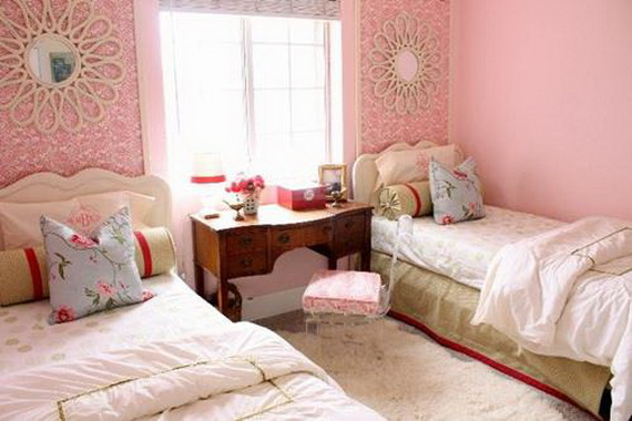 Pink Room Décor Ideas for Valentine's Day _12
