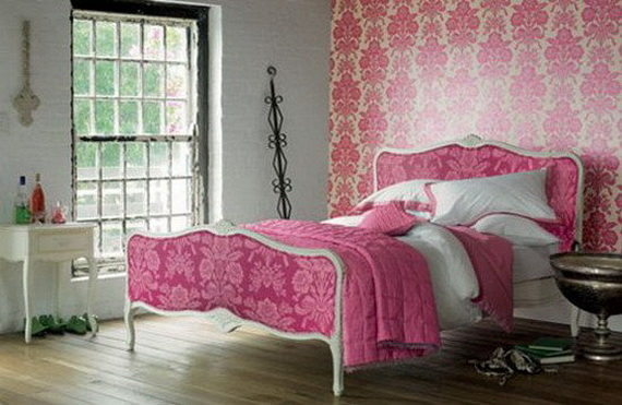 Pink Room Décor Ideas for Valentine's Day _20