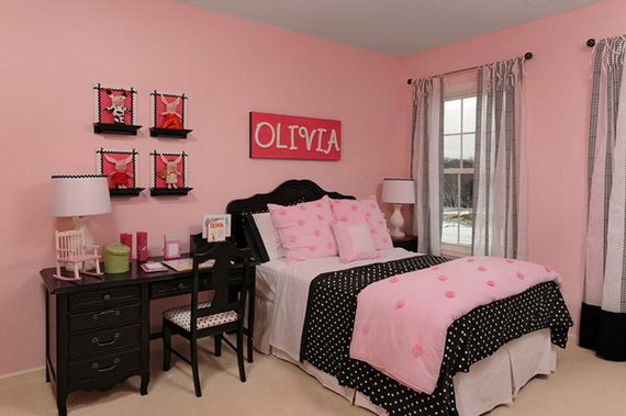 Pink Room Décor Ideas for Valentine's Day _22