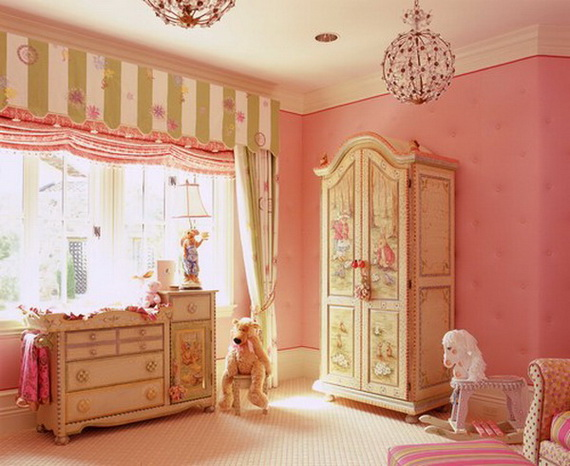 Pink Room Décor Ideas for Valentine's Day _24