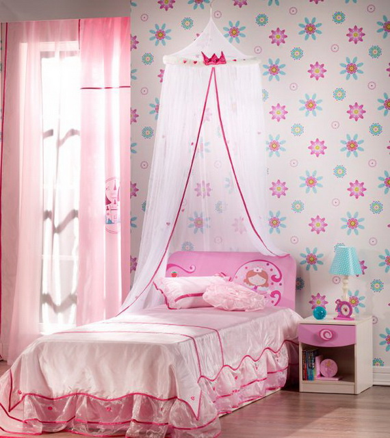Pink Room Décor Ideas for Valentine's Day _33