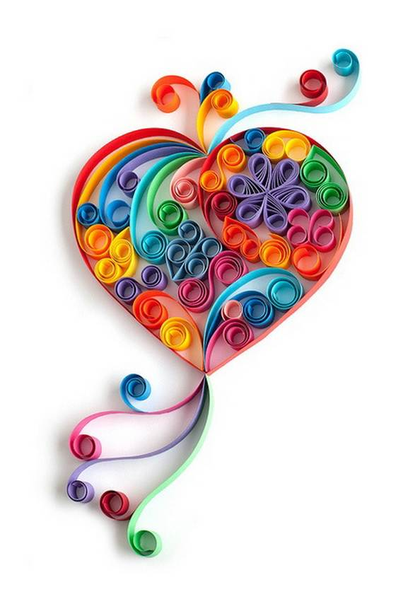 Quilled-Valentines-Day-Craft-Projects-and-Ideas-7