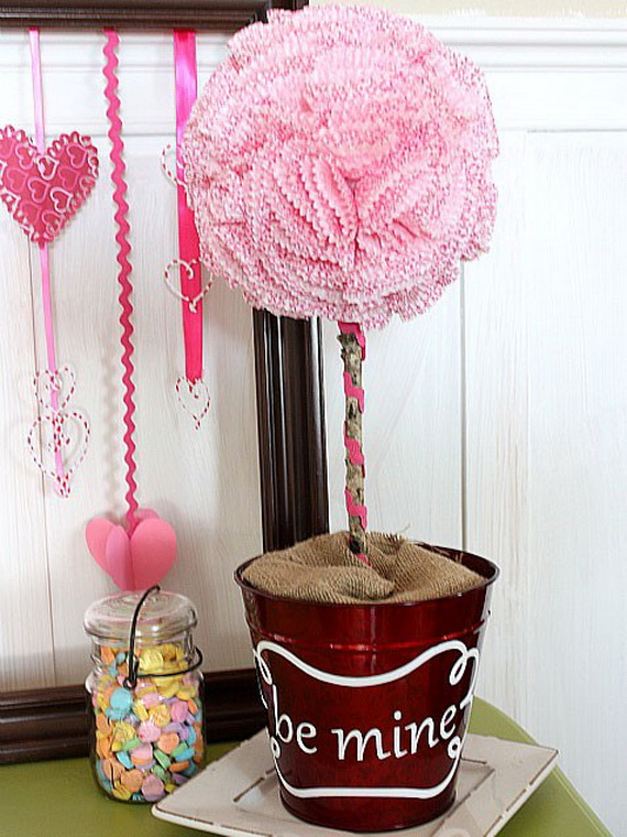 The Greatest Decoration Ideas For Unforgettable Valentine's Day_07