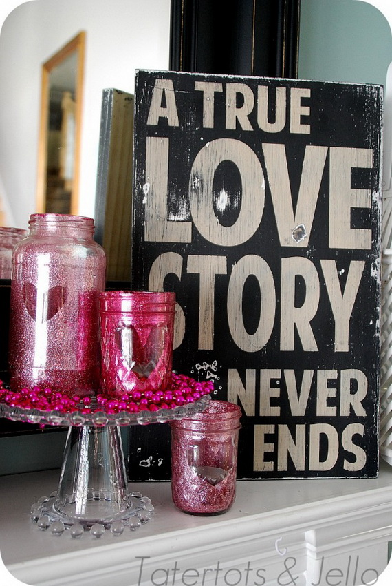 The Greatest Decoration Ideas For Unforgettable Valentine's Day_31